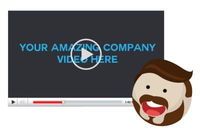 Create a great marketing video for your company